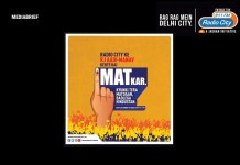 image-Radio-City-MatKar-campaign-for-Voter-Awareness-in-Delhi-Mediabrief