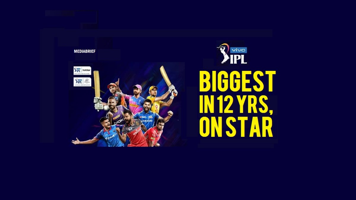 Star makes VIVO IPL biggest ever in 12 years; 462mn watched 2019 edition