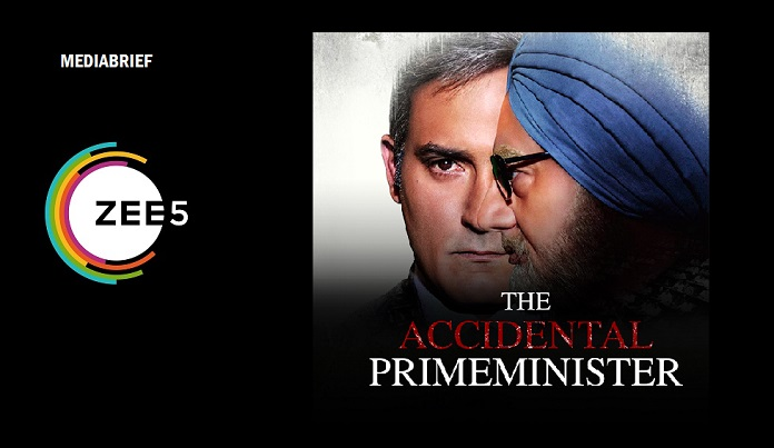 image-ZEE5-to-globally-premiere-The-Accidental-Prime-Minister-25 May-Mediabrief