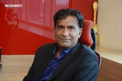 Image-Rajeev Varman - CEO - Burger King India Private Limited - BURGER KING launches 200th QSR in India, in Mumbai-MediaBriefJPG