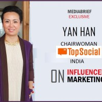 EXCLUSIVE: Yan Han, Chairwoman of Top Social India, on Influencer Marketing