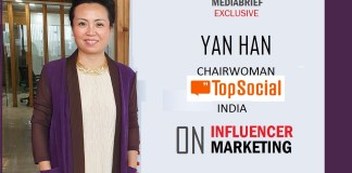 image-MS YAN HAN OP TOP SOCIAL INDIA ON MICROINFLUENCER MARKETING MEDIABRIEF EXCLUSIVE