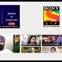 SonyLIV adds UPI option for payment
