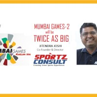 Edition 2 of Mumbai Games will be twice as big as the first: Jitendra Joshi, SportzConsult