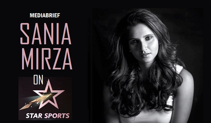IMAGE-1-INPOST SANIA-MIRZA-IS ON STAR SPORTS AS EXPERT COMMENTATOR FOR THE WIMBLEDON CHAMPIONSHIP 2019