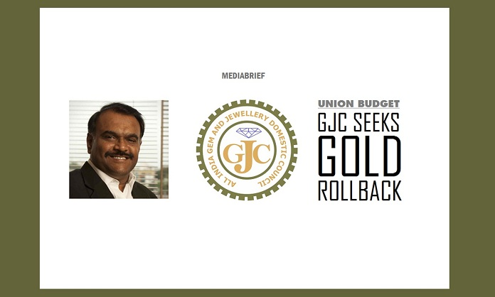 IMAGE-INPOST-GCJ-WANTS-ROLLBACK-ON-GOLD PROPOSALS IN BUDGET-MEDIABRIEF