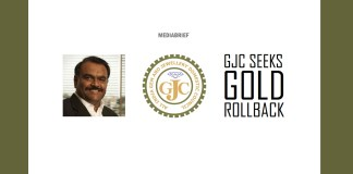 IMAGE-gjc-WANTS-ROLLBACK-ON-GOLD PROPOSALS IN BUDGET-MEDIABRIEF