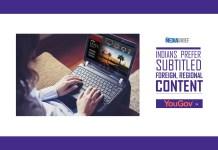 image-Indians-prefer-subtitled-foreign-regional-content-YouGov-Survey-June 2019-MediaBrief