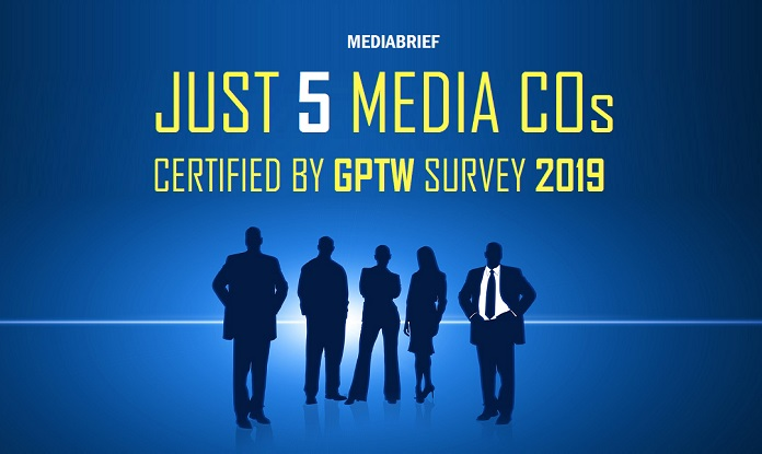 image-inpost-Only-5-media-companies-certified-in-GPTW-Survey-2019-in-India-MediaBrief