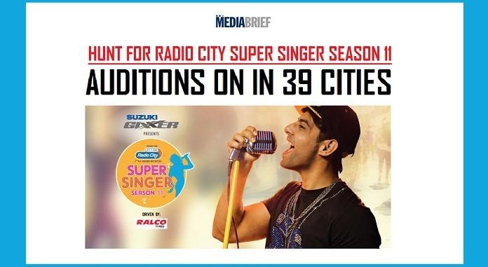 IMAGE-INPOST-rADIOcITY sUPER siNGER sEASON 11 39 CITIES AUDITIONS-MEDIABRIEF