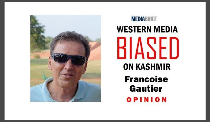 OPINION - Francois Gautier: Western media is biased in it coverage of removal of Article 370 1