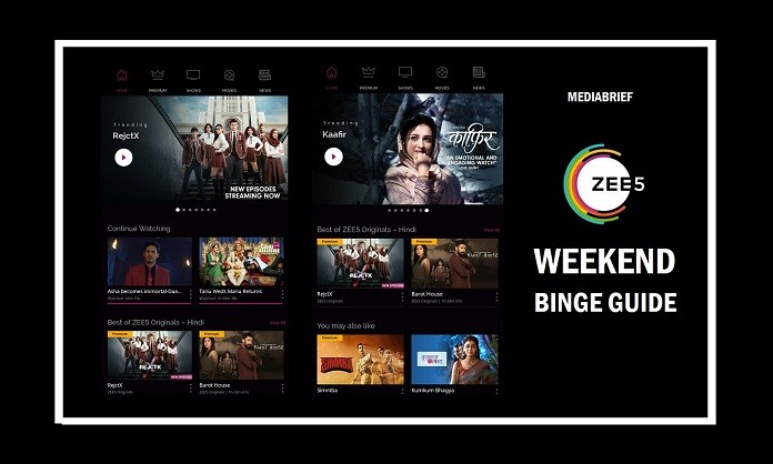 image-inpost-ZEE5 Global guide to weekend bingeing-MediaBrief