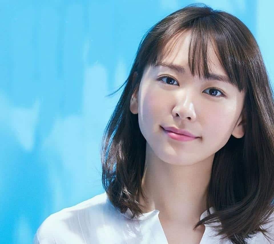 Yui Aragaki - artis Jepang tercantik