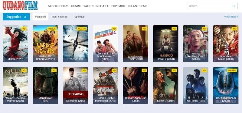 bioskop online Gudangfilm