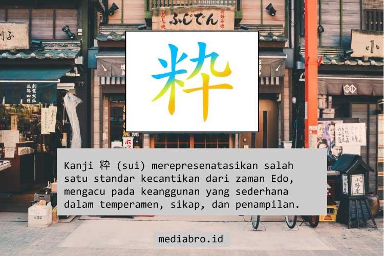 kanji sui