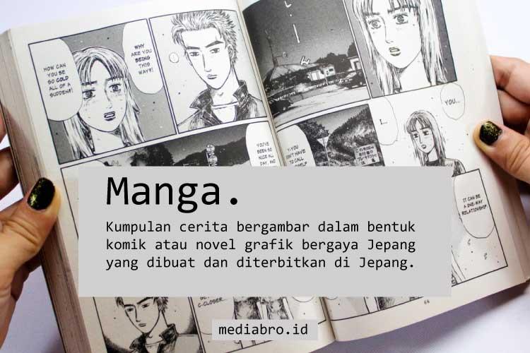 Apa itu manga
