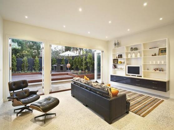 Living Room Design Ideas   Get Inspired by photos of Living Rooms     Living Room Ideas by Milne Builders and Plumbers