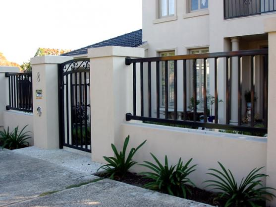 Gate Design Ideas - Get Inspired by photos of Gates from ... on Gate Color Ideas  id=92068