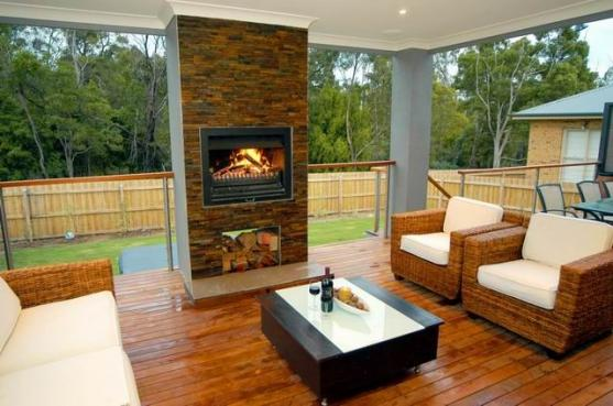 Fireplace Design Ideas - Get Inspired by photos of ...