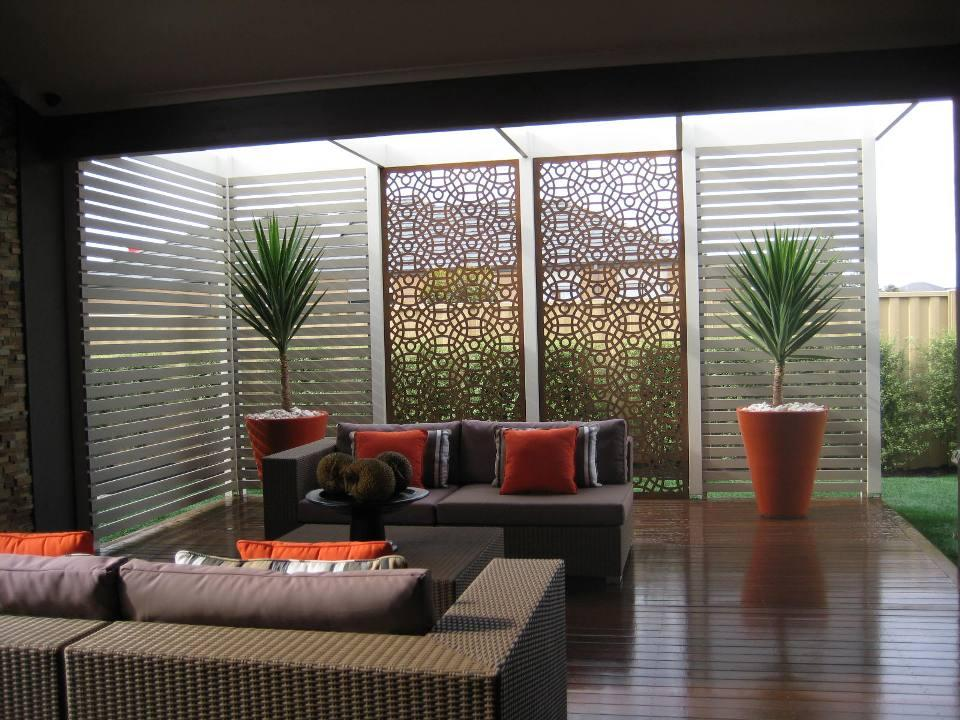Create a feature wall in your garden with a splash of ... on Backyard Feature Walls  id=96088