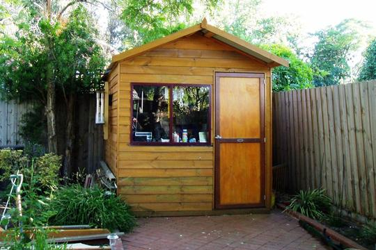 Outside Shed Designs
