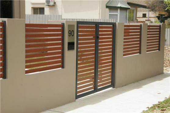Fence Design Ideas - Get Inspired by photos of Fences from ... on Gate Color Ideas  id=82721
