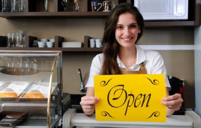 Open for Small Business