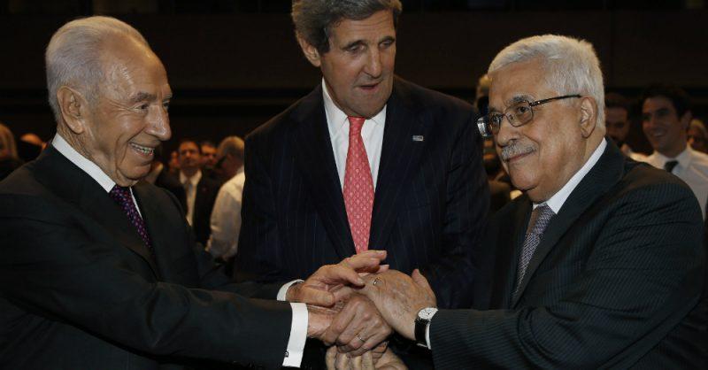 Israel Palestine Peace Talks