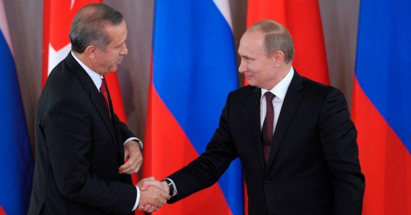 Erdogan Putin