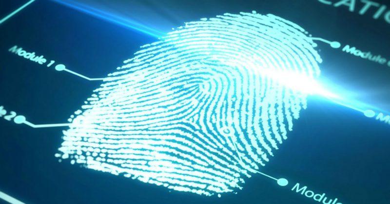 Fingerprint Money