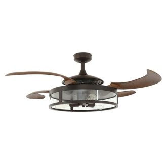 Beacon Lighting Fanaway Classic Oil Rubbed Brass 48 Inch Three Light     Beacon Lighting Fanaway Classic Oil Rubbed Brass 48 Inch Three Light AC Ceiling  Fan