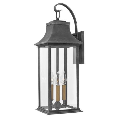 early american outdoor lighting