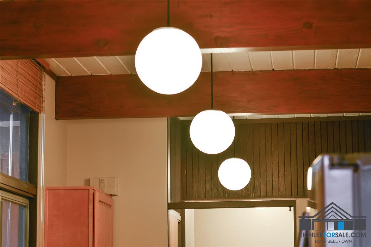 lights for mid century modern eichler homes