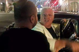 """Dragomir, prima reacție după scandal: """"Aveam 4 oameni în mașină, îl snopeau. Eu dau cu pumnul ca Jackie Chan!"""""""