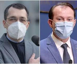 Cîțu i-a cerut ministrului sănătăţii să prezinte un raport cu măsurile luate din decembrie în perspectiva valului trei al pandemiei