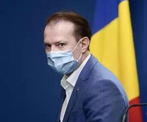 """""""Sper că astăzi vom avea un ministru al sănătăţii"""", spune premierul. Precizările lui Cîțu după negocierile de marți"""