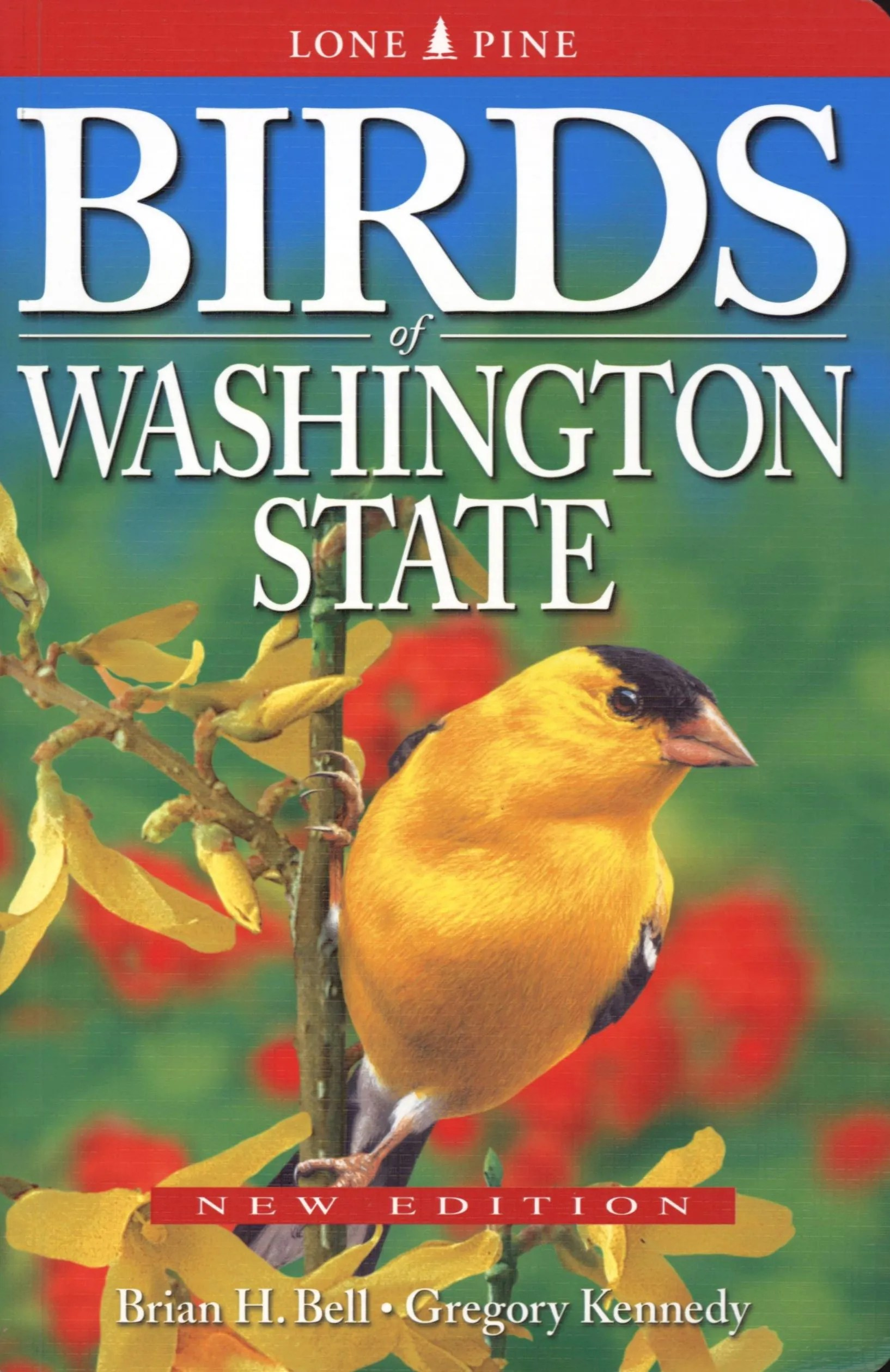 Birds Of Washington State Brian Bell Gregory Kennedy
