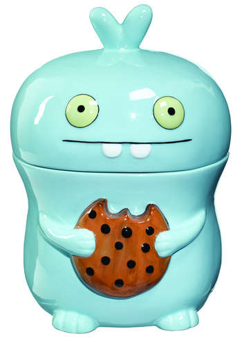 Uglydoll™ Ceramic Cookie Jar - Babo™ Blue picture