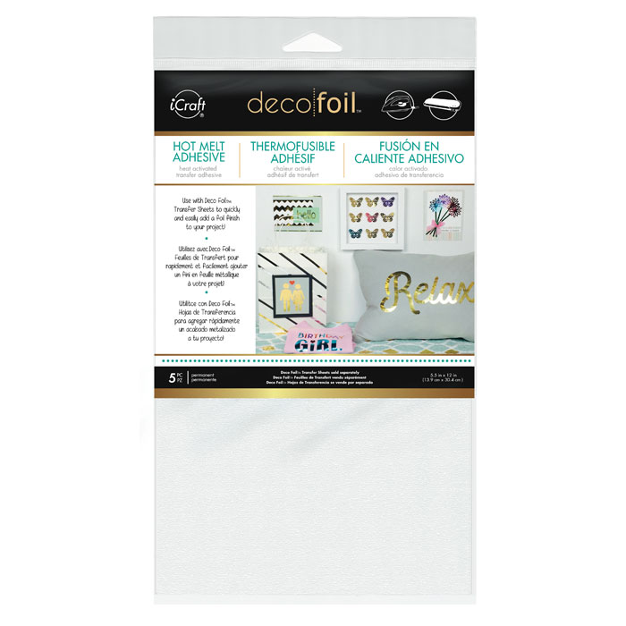 iCraft Deco Foil Hot Melt Adhesive