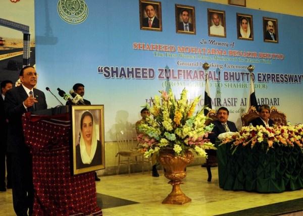 President Zardari | Pakistan Peoples Party Official