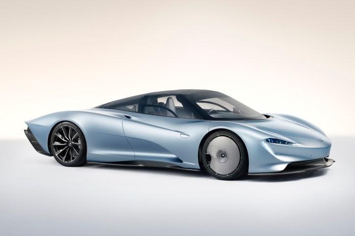 Mclaren Speedtail 2020 Prices Spec And Release Date Carbuyer