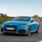 2019 Audi Tt Rs Coupe And Roadster Prices Specs And On Sale Date Carbuyer