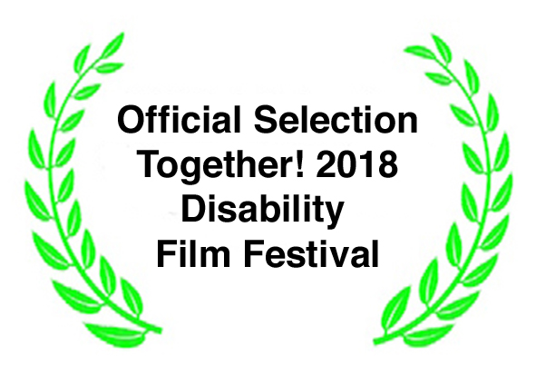 Tax on Me selected for Together! 2018 Disability Film Festival