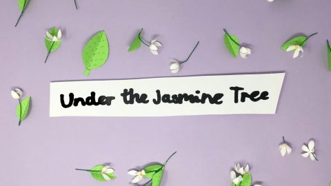 Under the Jasmine Tree - Title Frame
