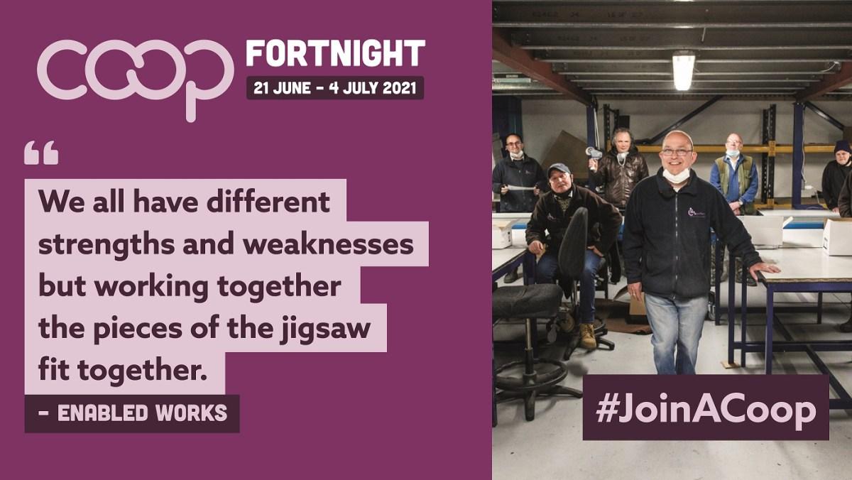 Co-op Fortnight 2021!