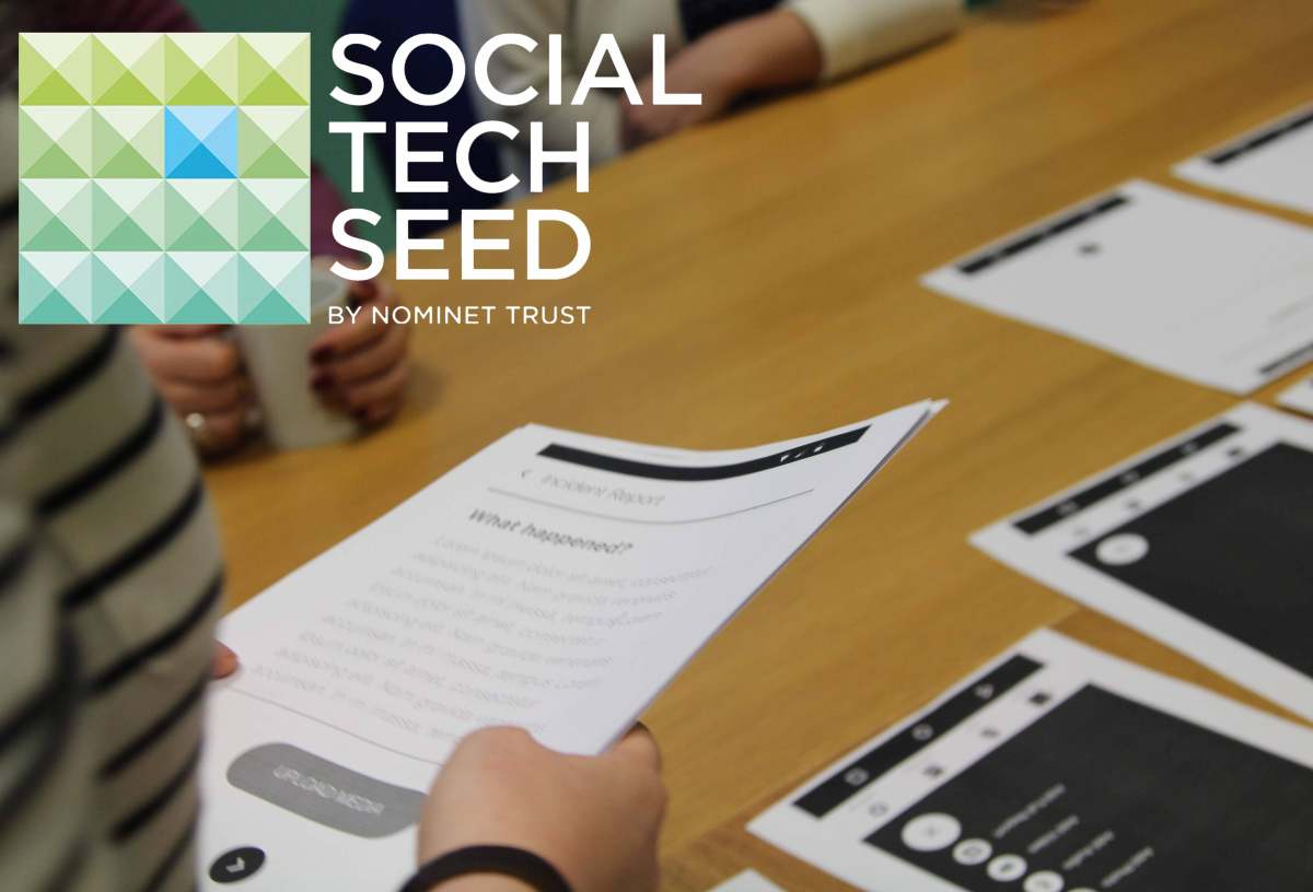 Coveted Social Tech Seed Fund awarded