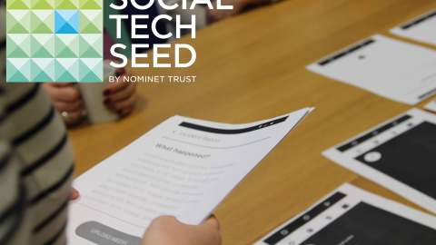 Social Tech Seed funding Nominet Trust