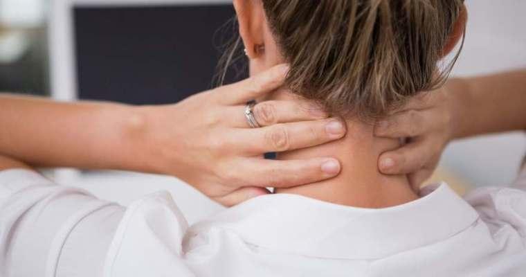 Ursachen für Nackenschmerzen