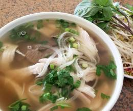 It had been a while since I've had #pho. Yum! We ❤️ design and marketing for restaurants! info@mediacookery.com #kwonshare