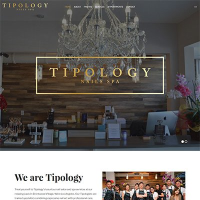 Tipology Nails Spa